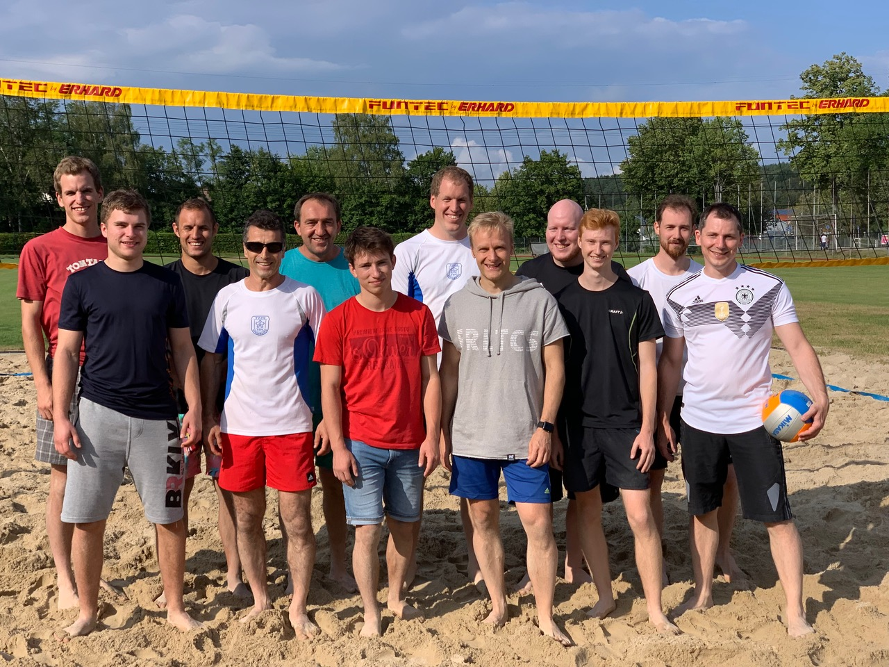 2019 08 Beachvolleyball
